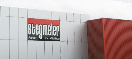 Stegmeier Hoch- und Tiefbau Logo